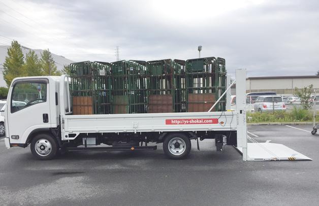 北海道から九州まで日本全国へ台車の出張修理へ伺います!